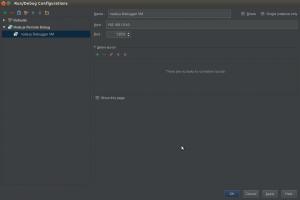 Konfiguration PHPStorm