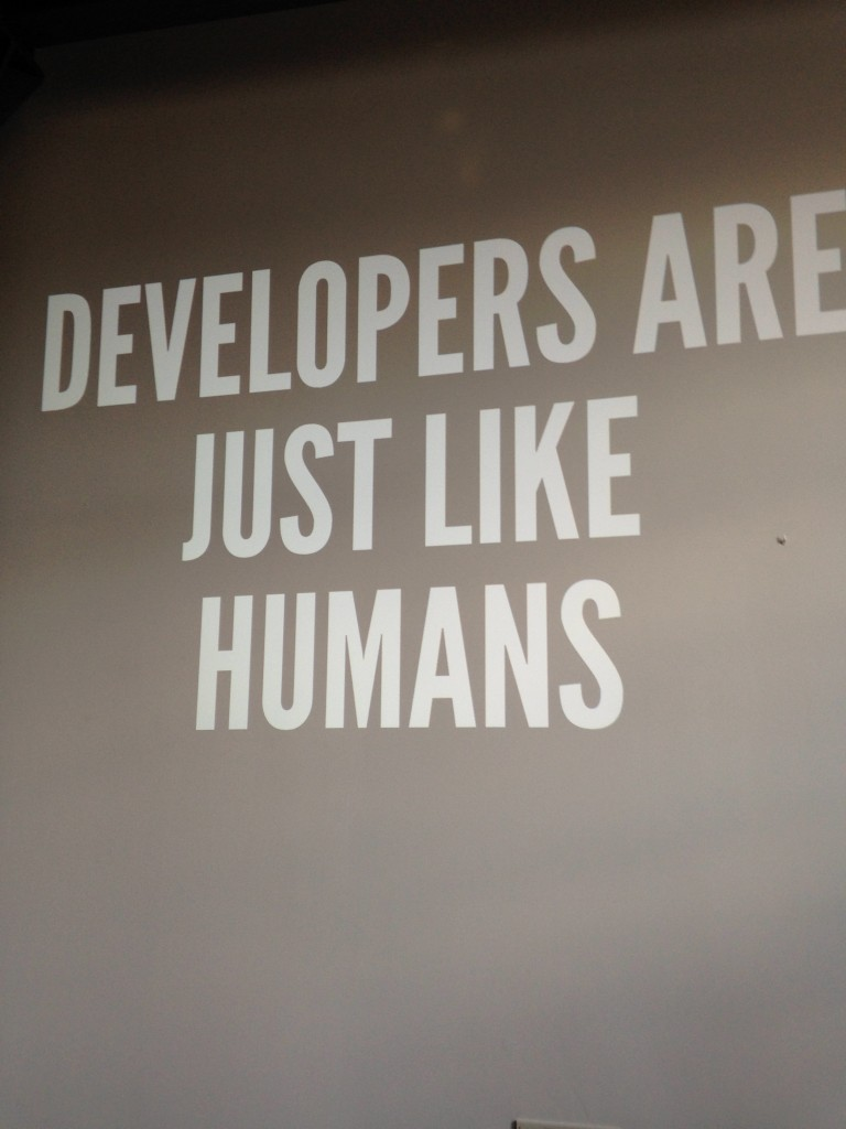Keynote auf der unKonf - Developers are like Humans durch Stefan Koopmanshap