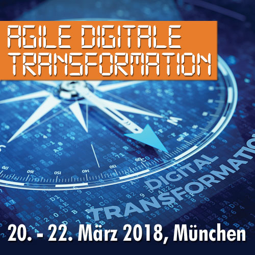 Agile Digitale Transformation 2018