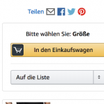 The User is Drunk – Amazon als Negativbeispiel