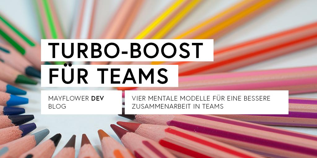 Mentale Modelle für bessere Zusammenarbeit