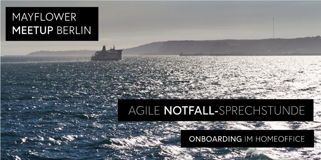 Agile Notfallsprechstunde: Onboarding im Homeoffice