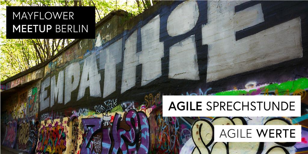 Agile Sprechstunde: Agile Werte