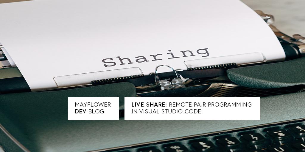VS Code – Remote Pair Programming mit