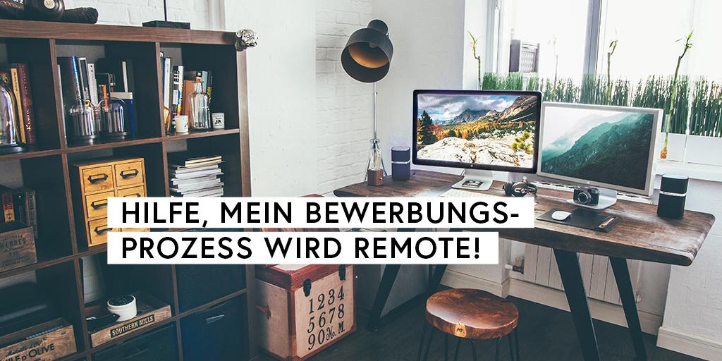 Jobs@Mayflower: Bewerbungsprozess Remote